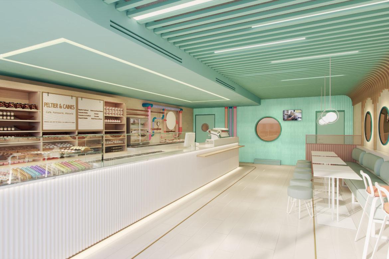 Cafe Patisserie Galeria